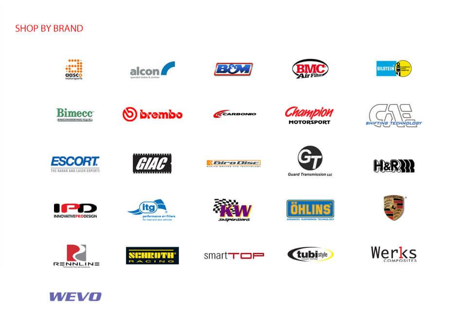 Champion Motorsport World Class Performance Upgrades For